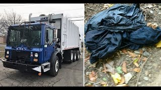 Download These Garbagemen Began Crushing Trash In Their Truck Then They Heard Desperate Cries From Inside Video