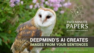 Download DeepMind's AI Creates Images From Your Sentences | Two Minute Papers #163 Video