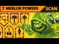 Download All Merlok Powers 7 Lego Nexo Knight Merlok Nexo Powers - Scan and Enjoy Video
