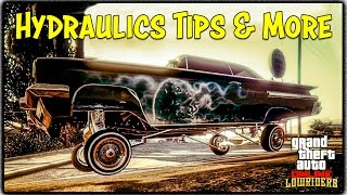 Download GTA 5 Online ″HYDRAULICS″ GAMEPLAY TIPS & TRICKS + New Vehicle Controls / Features! [GTA V] Video