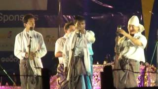 Download 5 Stars A Nyient Performance @ Chaung Thar Beach, Feb 2011 Video