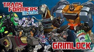 Download TRANSFORMERS: THE BASICS on GRIMLOCK Video