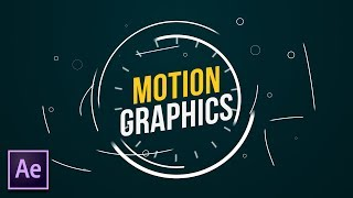 Download 4 Great Motion Graphics Techniques in After Effects Video