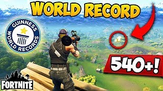 Download WORLD RECORD RPG SNIPE 540M+! - Fortnite Funny Fails and WTF Moments! #158 (Daily Moments) Video
