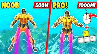 Download HOW TO FLY WAY FURTHER w/ BALLOONS! (Apex Legends Funny & Epic Moments #5) Video
