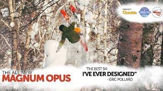 Download Line Magnum Opus Skis - ″The Best Ski I've Ever Designed″ - Eric Pollard Video