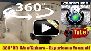 Download 360 Videos | Jag's SPA Day in 360º | Virtual Reality | Woofsphere Video