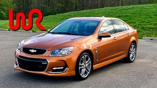 Download 2017 Chevrolet SS (6-Speed Manual) - POV Test Drive & Review Video
