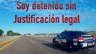 Download Detención ilegal en carretera federal 🚓amenaza de remolcamiento de vehículo Video