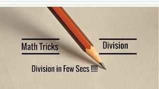 Download Division trick in few secs.!!!!! (Telugu) Video