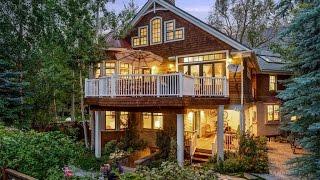 Download Inspiring Contemporary Home with Mountain Views in Aspen, Colorado Video