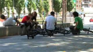Download Federal BMX - Ty Morrow & Dan Lacey BCN'09 Video