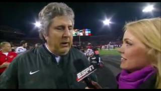 Download Mike Leach Gives the Least In-Depth Answer Ever Video