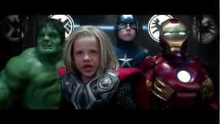 Download The Avengers: The Little Avengers (Comercial de TV) Video