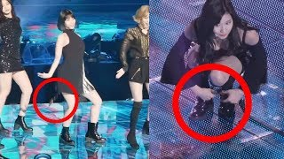 Download TWICE Sana Clean Up after Clumsy Momo Drop Her Earring and Belt Video