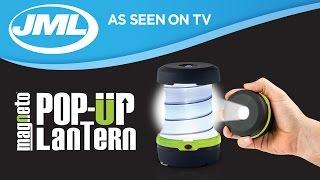 Download Magneto Pop Up Lantern from JML Video