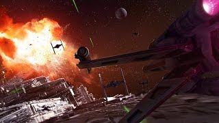 Download Star Wars Battlefront: Rogue One X-Wing VR Full Mission Gameplay Video