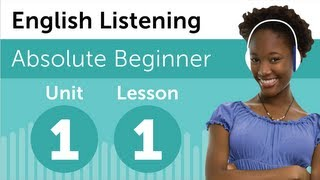 Download English Listening Comprehension - At an American Bookstore Video