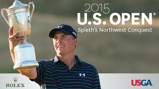 Download 2015 U.S. Open: Spieth's Northwest Conquest Video