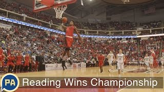 Download Video: Highlights- Reading wins state basketball championship Video