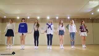 Download SONAMOO - Just Go! - mirrored dance practice video - 소나무 가는거야 안무영상 Video