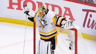 Download Golden Knights find no. 1 goalie in Fleury, acquire multiple draft picks Video