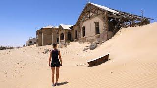 Download Geisterstadt Kolmanskop Namibia • Lost Place / Urbex • Ghost Town   VLOG #173 Video
