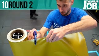 Download Round 2 - Front Winging It - The Wrap Job ep10 Video