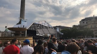 Download BMW Classics London Symphony Orchestra Live in Trafalgar Square Video