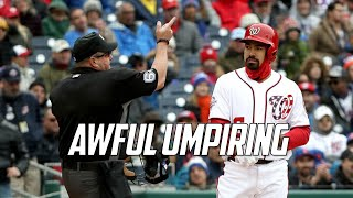 Download MLB | Awful Umpiring Video