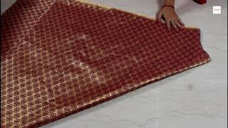 Download Long Gown Cutting, Umbrella Suit/ Long Gown Cutting Step By Step In Easy Way Video