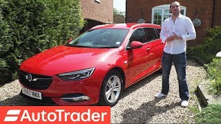 Download Living with a... Vauxhall Insignia Sports Tourer Video