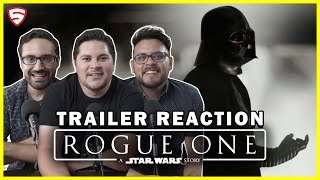 Download Rogue One: A Star Wars Story - Official International Trailer Reaction Video