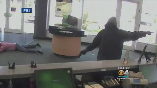 Download FBI Searching For Armed Bandit In Dade Bank Robbery Video