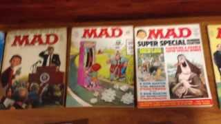 Download Vintage MAD magazine collection Video