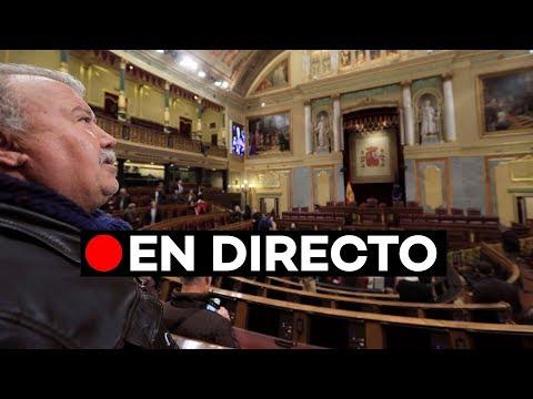 EN DIRECTO [DÍA DE LA CONSTITUCIÓN]: Puertas abiertas en el Congreso de los Diputados