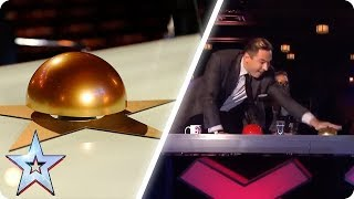 Download David Walliams' BEST GOLDEN BUZZERS | Britain's Got Talent Video