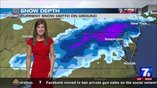 Download Meteorologist Lindsey Anderson - Resume Reel 2016 Video