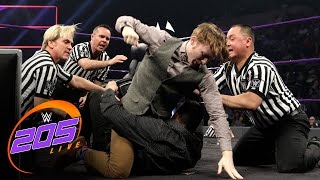 Download Jack Gallagher and Ariya Daivari parlay to settle their differences: WWE 205 Live, Jan. 10, 2017 Video