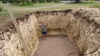 Download When He Dug This Hole His Neighbors Thought He Was Crazy Now They're Jealous Video