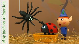 Download Ben & Holly's Little Kingdom Mister Skinnylegs Stop Motion Animation new english episodes 2017 hd Video