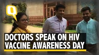 Download The Quint: HIV affected persons, doctors speak on HIV Vaccine Awareness Day Video