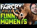 Download FAR CRY PRIMAL! - CRAZY EAR LADY! #1 - Funny Moments! Video