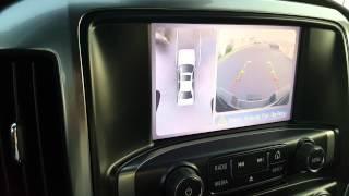 Download 2015 Chevrolet Silverado Blind Spot and 360-Degree Camera Upgrades! Video