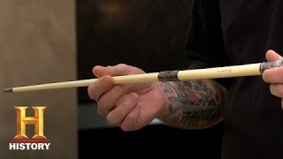 Download Pawn Stars: Ivory Conductor's Baton | History Video