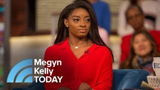 Download Olympian Simone Biles: Larry Nassar 'Took A Part Of Me That I Can't Get Back' | Megyn Kelly TODAY Video