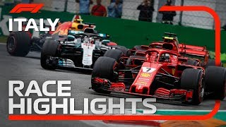 Download 2018 Italian Grand Prix: Race Highlights Video