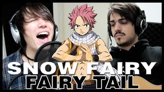 Download Fairy Tail - Abertura 1 - Snow Fairy (Completa em Português) Video