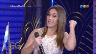 Download ″La Sole″ se animó a cantar cumbia - Susana Giménez 2017 Video
