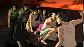 Download Team Avatar vs Red Lotus Video